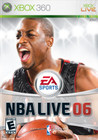 NBA Live 06 - XBOX 360 (Disc Only)