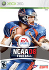 NCAA Football 08 - XBOX 360 (Disc Only)