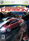 Need for Speed Carbon - XBOX 360 (Disc Only)
