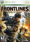 Frontlines: Fuel of War - XBOX 360 (Disc Only)