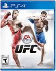EA Sports UFC - PS4 (Disc Only)