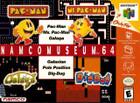 Namco Museum 64 - N64 [CIB]