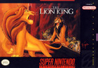 The Lion King - SNES [CIB]