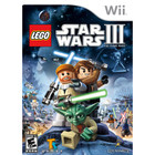 Lego Star Wars 3 - Wii [Brand New]