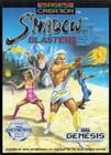 Shadow Blasters - Sega Genesis (Cartridge Only)