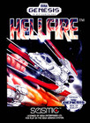 Hellfire - Sega Genesis [CIB]