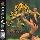 Walt Disney Pictures Presents: Tarzan - PS1