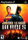 Justice League Heroes - PS2