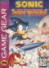 Sonic Triple Trouble - Sega Game Gear (Cartridge Only)