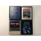 Atari 2600 Bundle  -  Atari 2600 - Donkey Kong, Moon Patrol, Asteroids, Ice Hockey (Cartridges Only)