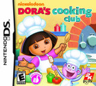 Nickelodeon Dora's Cooking Club - DS (Cartridge Only)