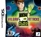 Ben 10 Alien Force: Vilgax Attacks - DS (Cartridge Only)