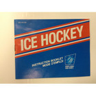 Ice Hockey Instruction Booklet - NES