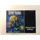 Time Lord Instruction Booklet - NES