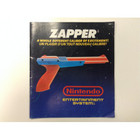 NES Zapper Instruction Booklet - NES