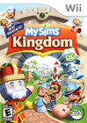 MySims Kingdom - Wii (Disc Only)
