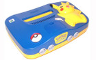 Nintendo 64 Console Pokémon Edition Blue & Yellow NUS-101 (Used - N64015)