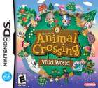 Animal Crossing: Wild World - DS