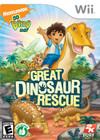 Go, Diego, Go!: Great Dinosaur Rescue - Wii