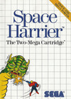 Space Harrier - Sega Master System [CIB]