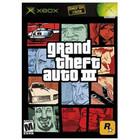 Grand Theft Auto III - XBOX