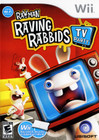 Rayman Raving Rabbids: TV Party - Wii