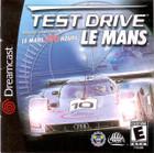 Test Drive Le Mans - Dreamcast