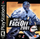 NHL FaceOff 2001 - PS1
