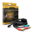 PSP 3000/ PSP 2000/ PSP 1000 Gold Plated Component AV Cable