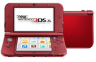 New Nintendo 3DS XL Console Red - Used (RED-001)