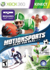 MotionSports - Xbox 360 (Disc Only)