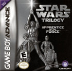 Star Wars Trilogy: Apprentice of the Force (No label) - GBA (Cartridge Only)