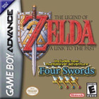 The Legend of Zelda: A Link to the Past - GBA (Cartridge Only)