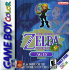 The Legend of Zelda: Oracle of Ages- GBC (Cartridge Only)