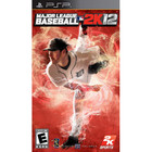 MLB 2K12 - PSP