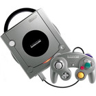 GameCube Console Silver DOL-101 (Used - GC030)
