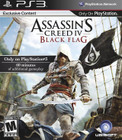 Assassin's Creed IV: Black Flag - PS3 (Disc Only)