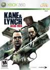 Kane & Lynch: Dead Men - XBOX 360