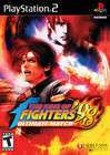 The King of Fighters '98 Ultimate Match - PS2