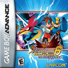 Mega Man Battle Network 6: Cybeast Falzar - GBA (Cartridge Only)