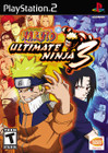 Naruto: Ultimate Ninja 3 - PS2 (Disc Only)
