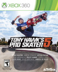Tony Hawk's Pro Skater 5 - XBOX 360 [Brand New]