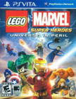LEGO Marvel Super Heroes: Universe in Peril - PS Vita (Cartridge Only)
