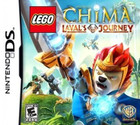 LEGO Legends of Chima: Laval's Journey - DS [Brand New]