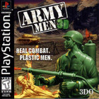 Army Men 3D - PS1 (Disc Only)