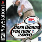 Tiger Woods PGA Tour 2000 - PS1 (Disc Only)