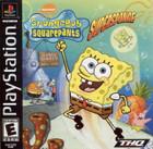 SpongeBob SquarePants: SuperSponge - PS1 (Disc Only)