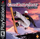 Cool Boarders 2001 - PS1 (Disc Only)