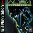 Alien Resurrection - PS1 (Disc Only)