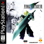 Final Fantasy VII - PS1 (Disc Only)